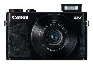 PowerShot G9 X BK FRT 02 1