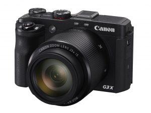 PowerShot G3 X BK FSL